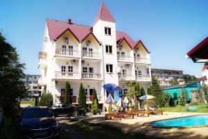 Отель Данна