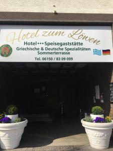 Zum Löwen Hotel