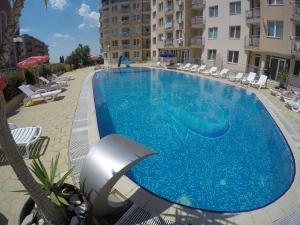 VP Black Sea, Apartmanok  Napospart - big - 22