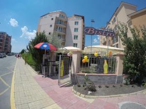 VP Black Sea, Apartmanok  Napospart - big - 24