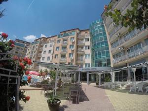 VP Black Sea, Apartmanok  Napospart - big - 25