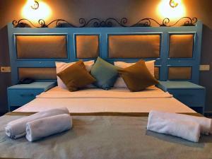 Hotel Atrium, Hotely  Bodrum - big - 21