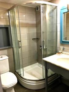 Hotel Atrium, Hotely  Bodrum - big - 27