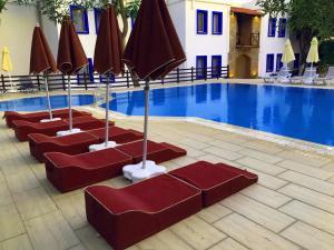 Hotel Atrium, Szállodák  Bodrum City - big - 39