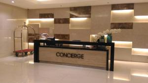 Breeze Residences near World Trade Center, Apartmány  Manila - big - 6