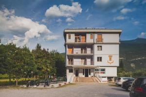 Aktiv Hotel Eden, Hotely  Dro - big - 31