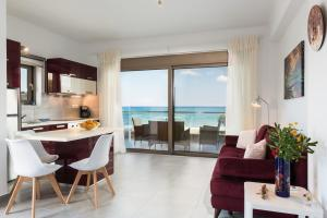 Niovi Seaside Suites, Appartamenti  Kissamos - big - 7