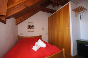 Kasares treinta y cuatro, Appartamenti  Benasque - big - 13