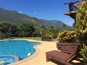 Magnificent Mountain View Retreat, Nyaralók  Csiangdau - big - 40