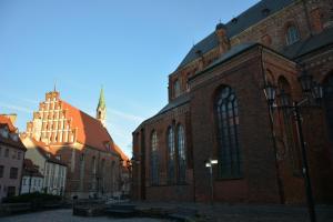 Old town apartments, Apartmanok  Riga - big - 10