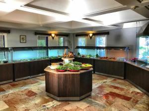 Hotel Atrium, Hotely  Bodrum - big - 64