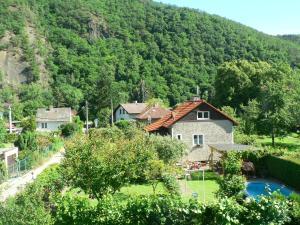 Romantický pokoj vila Cernošice