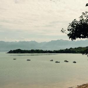 B&B Skadar Lake Murici, Отели типа «постель и завтрак»  Бар - big - 20