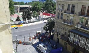 Апартаменты Проспект Нефтяников - фото 10