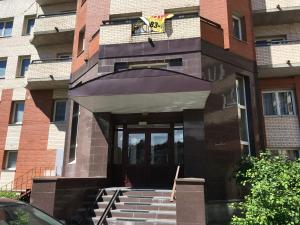 Apartment near Polezhaevskiy Park