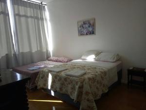 Cozy apartment 3 rooms at Flamengo, Апартаменты  Рио-де-Жанейро - big - 16