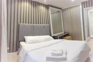 Gfeel Studio Deluxe, Apartments  Bangkok - big - 19