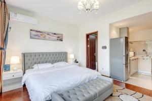 The Modern Holiday Villa Beijing Gubeikou Branch, Apartments  Miyun - big - 18