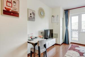 The Modern Holiday Villa Beijing Gubeikou Branch, Apartments  Miyun - big - 14