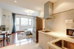 The Modern Holiday Villa Beijing Gubeikou Branch, Apartments  Miyun - big - 12