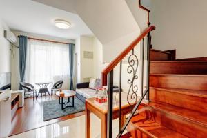 The Modern Holiday Villa Beijing Gubeikou Branch, Apartments  Miyun - big - 2