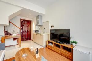 The Modern Holiday Villa Beijing Gubeikou Branch, Apartments  Miyun - big - 43