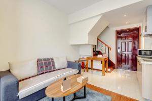 The Modern Holiday Villa Beijing Gubeikou Branch, Apartments  Miyun - big - 42