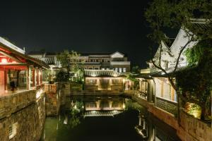 The Modern Holiday Villa Beijing Gubeikou Branch, Apartments  Miyun - big - 38