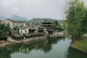 The Modern Holiday Villa Beijing Gubeikou Branch, Apartments  Miyun - big - 36