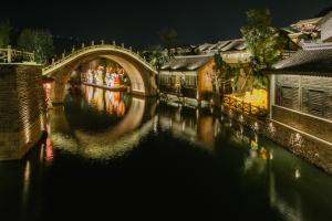 The Modern Holiday Villa Beijing Gubeikou Branch, Apartments  Miyun - big - 33