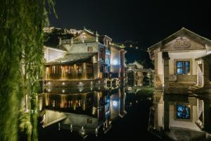 The Modern Holiday Villa Beijing Gubeikou Branch, Apartments  Miyun - big - 32