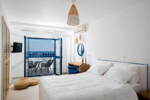 Dimitra Boutique Rooms, Апарт-отели  Фалираки - big - 3