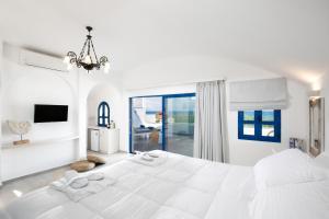 Dimitra Boutique Rooms, Апарт-отели  Фалираки - big - 4