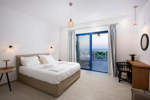 Dimitra Boutique Rooms, Апарт-отели  Фалираки - big - 8