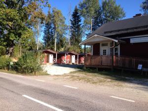 Chata VLS Stugby Lövåker Švédsko
