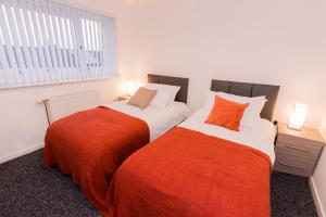 SSA - Atholl House Glasgow Airport, Апартаменты  Пейсли - big - 10