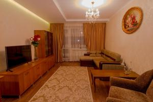 Apartment on Mozolevskogo in the Center of the City