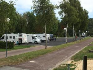 Camping le Mont Joli Bois, Kempingek  Criel-sur-Mer - big - 55