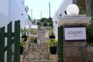 Adonis Hotel Studios & Apartments