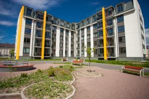 Апартаменты Симпатико Инкери - Ladoga