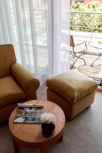 Garden Studio with Balcony