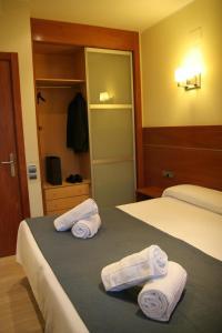 Suites arag 565 abapart appart h tel avec climatisation for Appart hotel barcelone