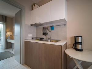 Frau Irenes Haus, Apartmány  Sarti - big - 25
