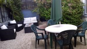 Gites en Artois, Apartments  Hersin-Coupigny - big - 8