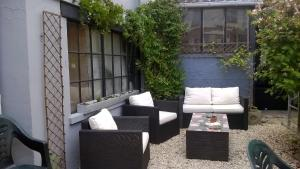 Gites en Artois, Apartments  Hersin-Coupigny - big - 18