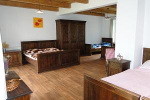 Tradiční apartmán, Aparthotels  Sněžné - big - 5