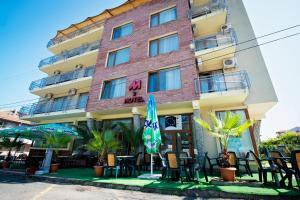 2 hviezdičkový hotel Hotel Montestar 2 Primorsko Bulharsko