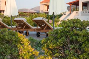 Niovi Seaside Suites, Appartamenti  Kissamos - big - 18