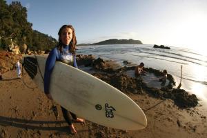 Hot Water Beach Surf Sound Cottage, Prázdninové domy  Hotwater Beach - big - 18