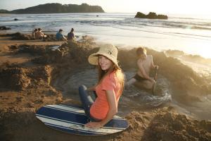Hot Water Beach Surf Sound Cottage, Prázdninové domy  Hotwater Beach - big - 19